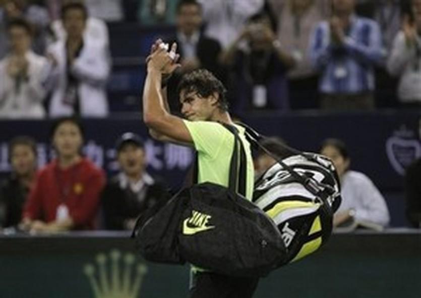 Лидер рейтинга ATP Рафаэль Надаль, АР