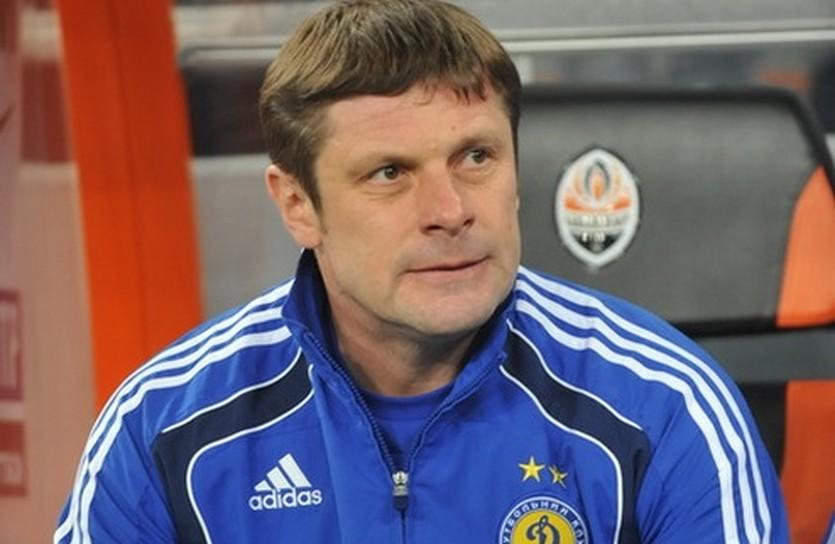 Олег Лужный, фото В.Дудуша, football.ua