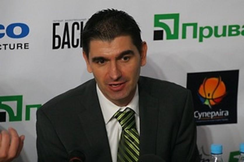 Хосеп Беррокаль, фото БК Будивельник
