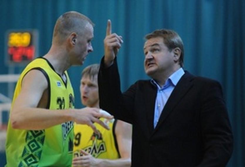 Полторацкий и Мурзин, фото БК Говерла