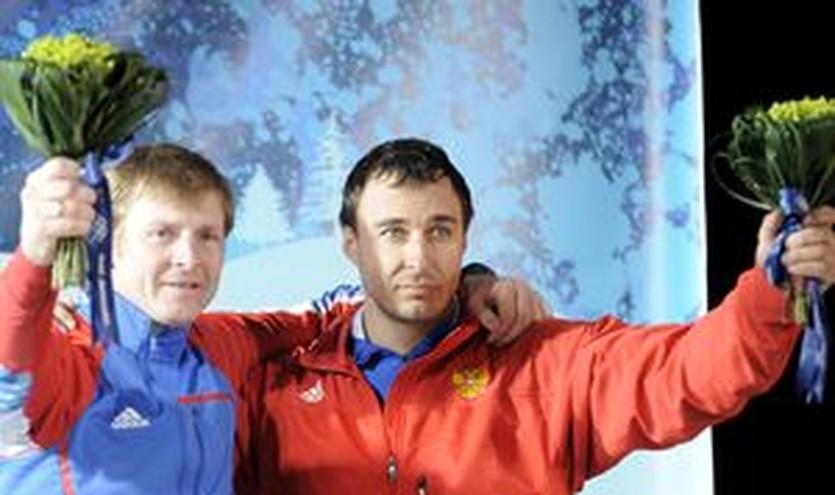 Александр Зубков и Алексей Воевода, EPA
