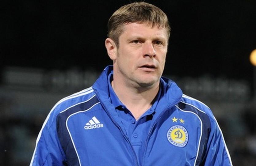 Олег Лужный, фото И.Хохлова, football.ua