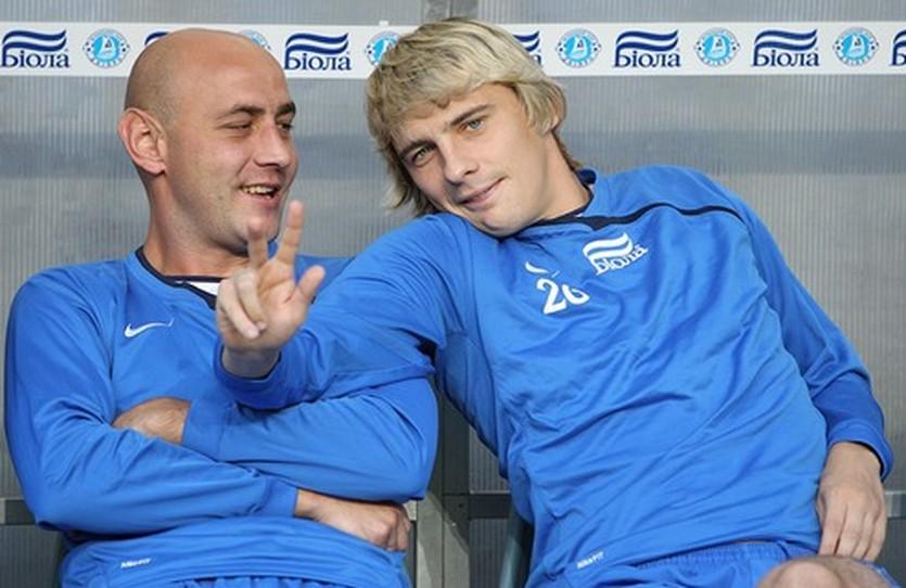 Максим Калиниченко, фото С.Ведмидя, football.ua