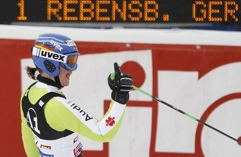 Виктория Ребенсбург, Reuters