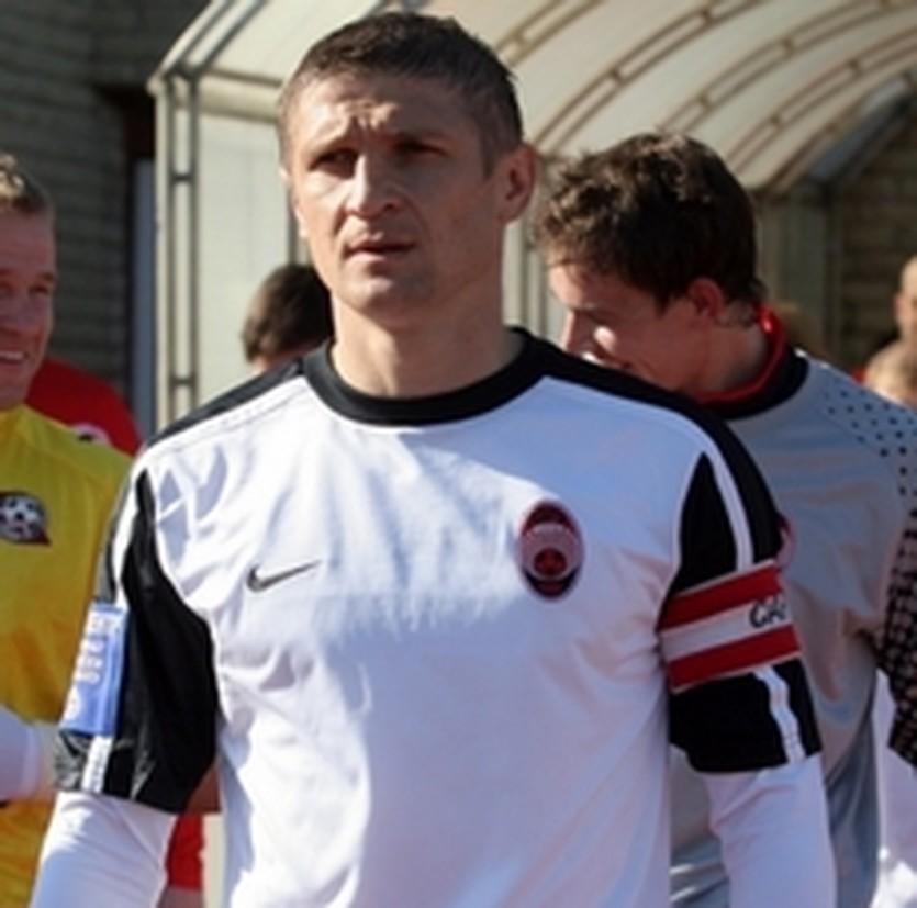 Владимир Езерский, фото ФК Заря
