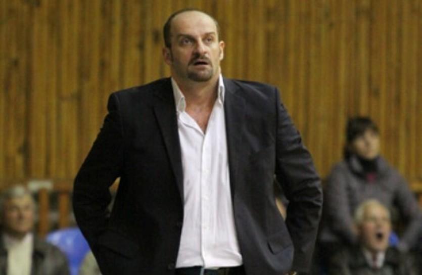 Митрович сделал неправильную ставку, фото БК Кривбассбаскет