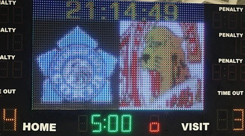 Последний домашний матч с Гомелем стал победным для Сокола, фото Илья Хохлов, iSport.ua