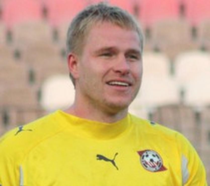Евгений Боровик, фото ФК Кривбасс