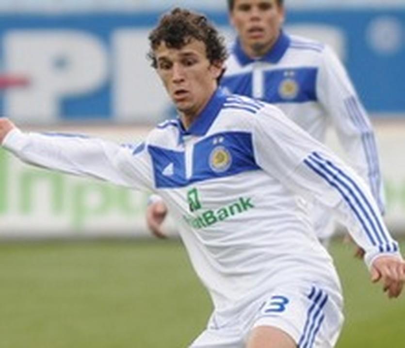 Роман Еременко, фото И.Хохлова, football.ua