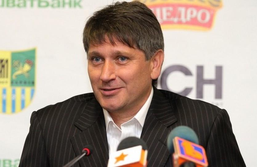 Сергей Ковалец, фото Д.Неймырока, football.ua