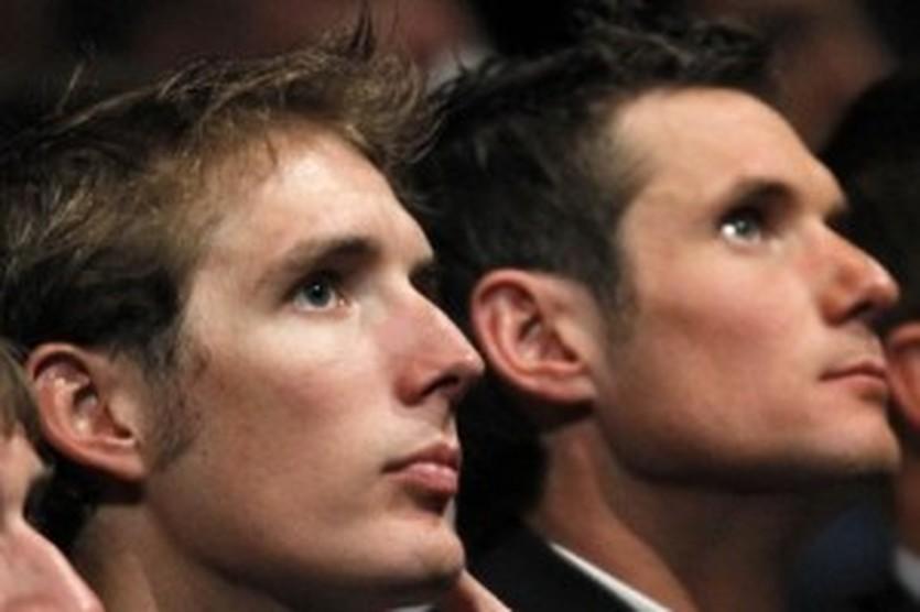Братья Шлеки, фото Reuters