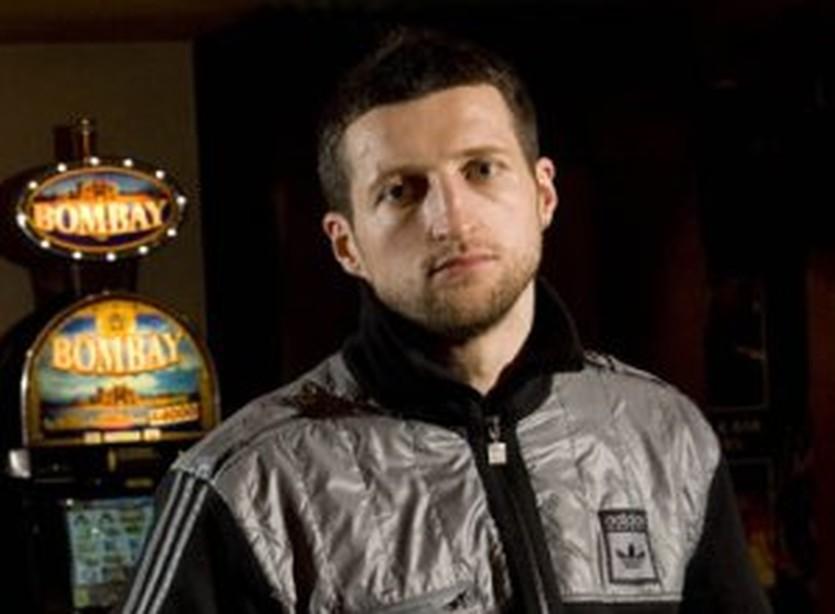Карл Фроч, фото boxingrepublic.com