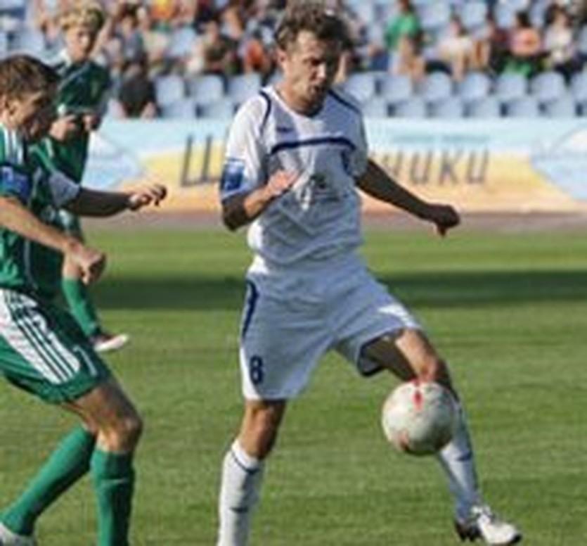 Андрей Корнев, фото ФК Таврия