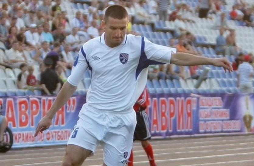 Слободан Маркович, фото ФК Таврия