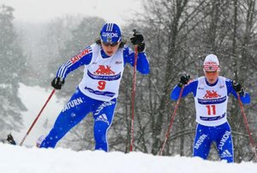 Юлия Иванова и Юлия Чекалёва, skisport.ru