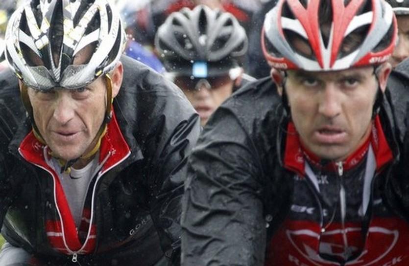 Армстронг и Попович, Reuters