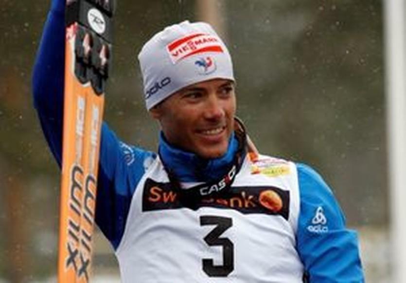 Чемпион мира-2005 Венсан Витто, Nordic Focus
