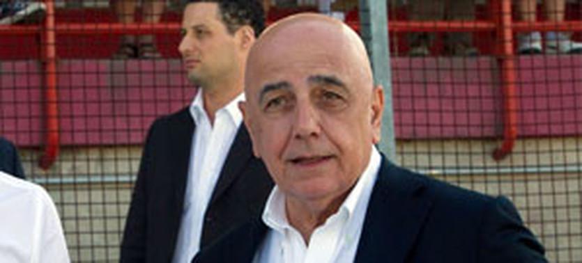 Галлиани: приоритет Милана — Лига чемпионов