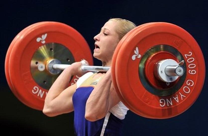 Юлия Калина, AFP