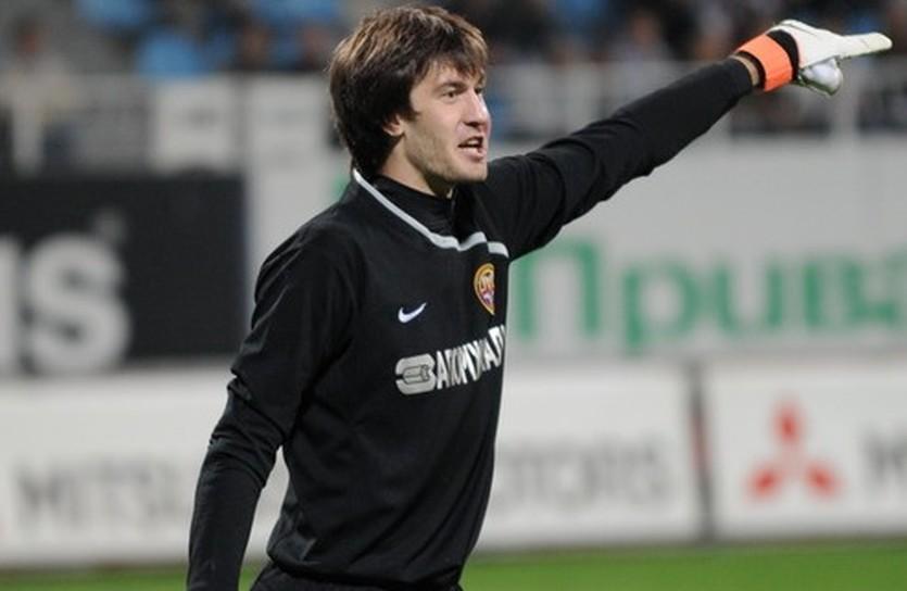 Дмитрий Безотосный, фото И.Хохлова, football.ua
