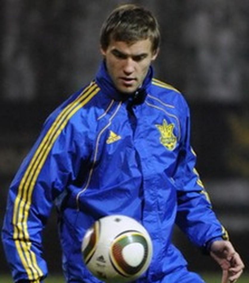 Андрей Ярмоленко, фото И.Хохлова, football.ua