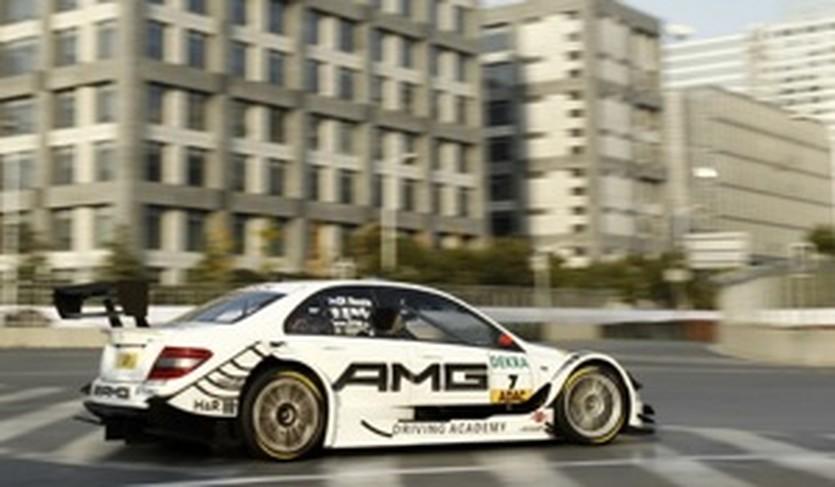 Пол ди Реста, фото DTM.com