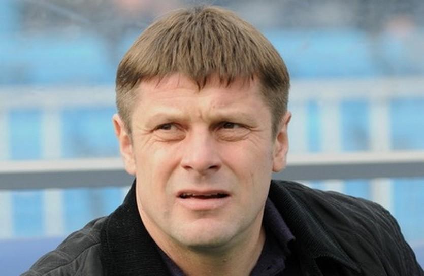 Олег Лужный, фото Ильи Хохлова
