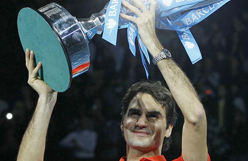 Роджер Федерер, фото АР