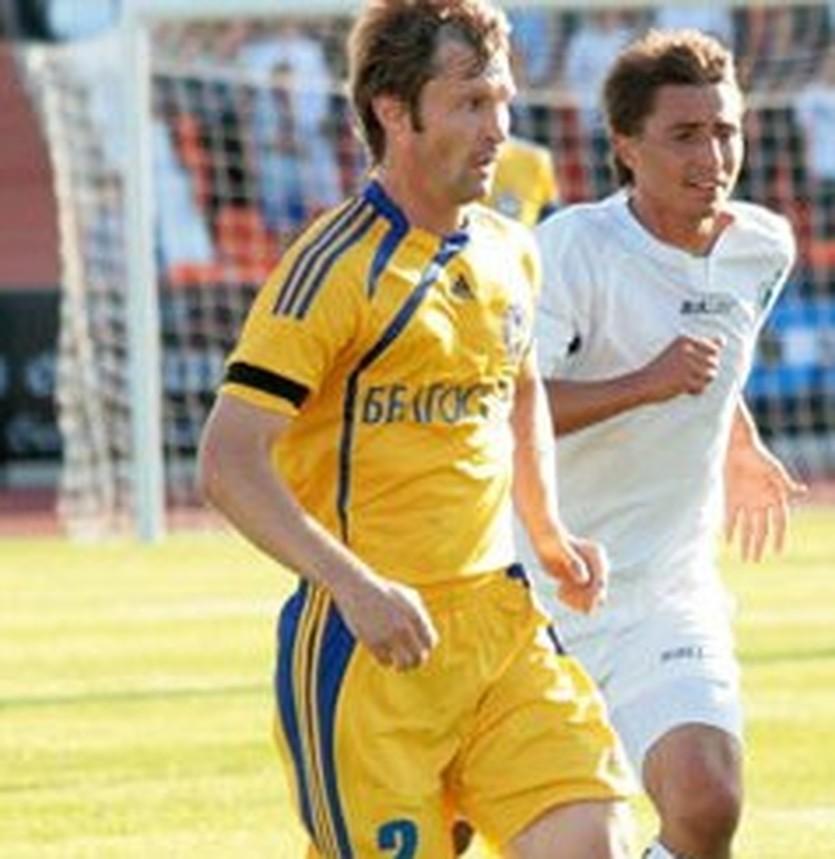 Дмитрий Лихтарович, фото ФК БАТЭ