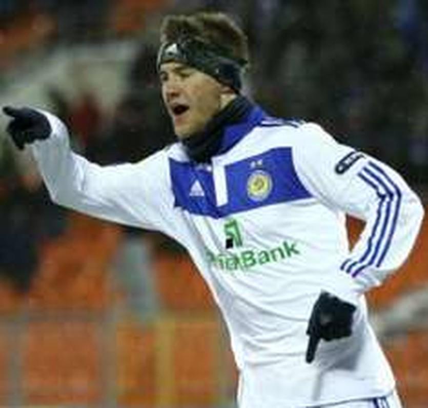 Андрей Ярмоленко, фото reuters