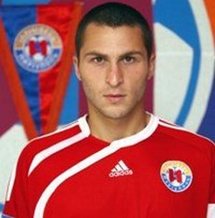 Георгий Габедава, фото ФК Ильичевец