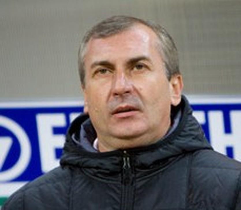 Олег Лутков, фото ФК Днепр