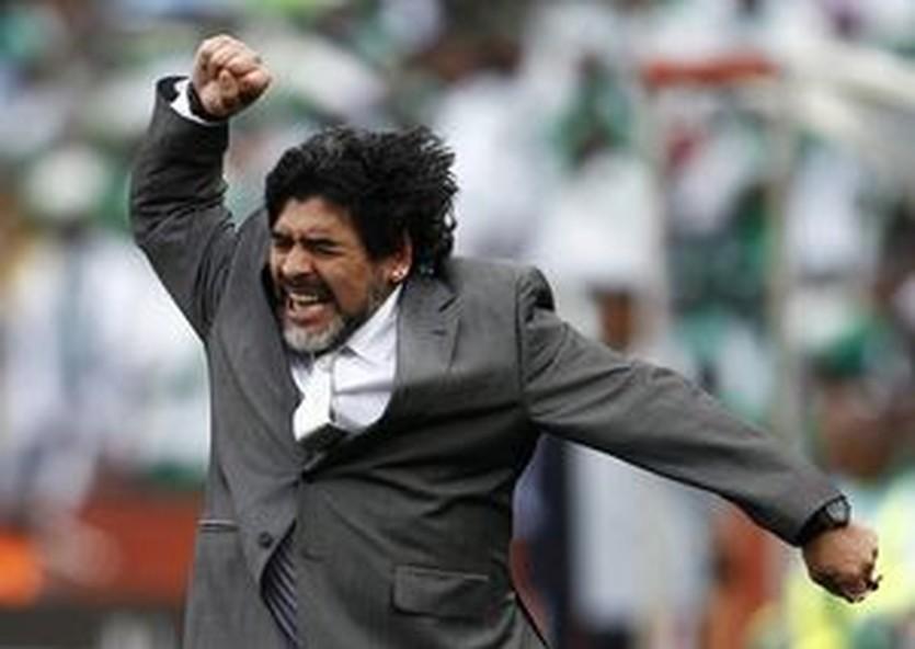 Диего Марадона, Reuters