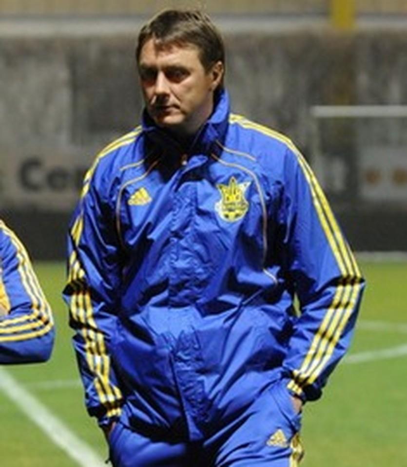 Александр Хацкевич, фото football.ua