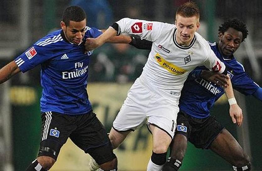 Фото сайта ФК Гамбург