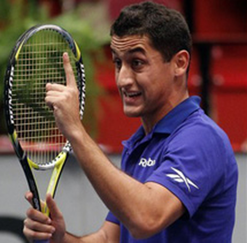Николас Альмагро, tennis.md