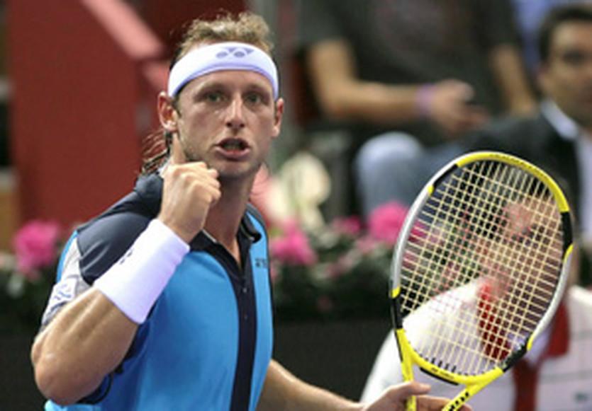 Д.Налбандян, фото tennisinfoblog.com