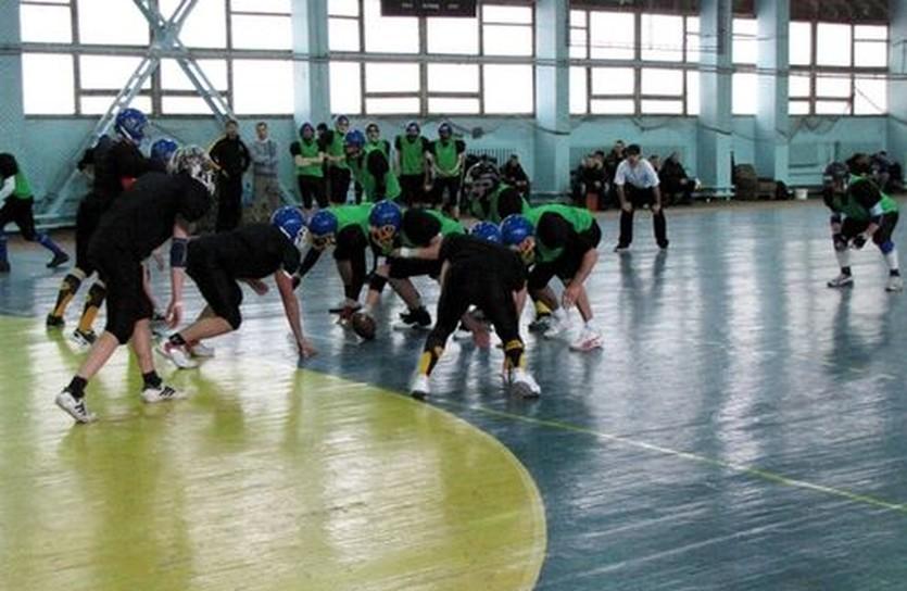 Донецкий Легион — чемпион по американскому футболу среди юношей