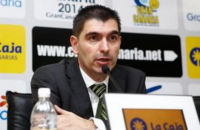 Хосе Мария Беррокаль, фото БК Гран канария