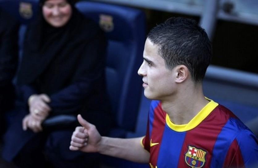 Ибрагим Афеллай, Reuters