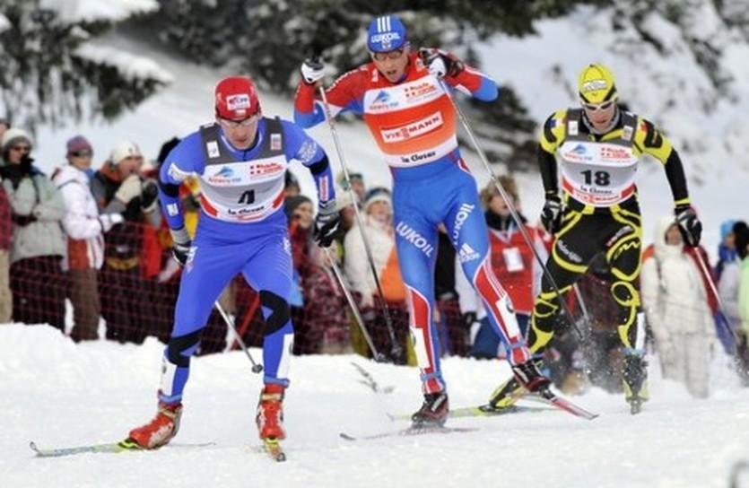 Бауэр и Легков, фото Getty Images
