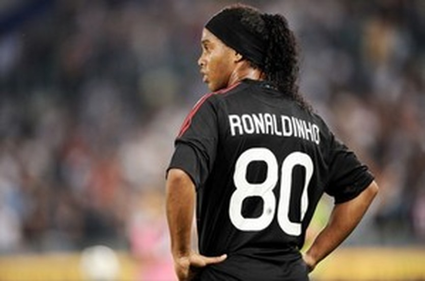 Роналдиньо, Getty Images