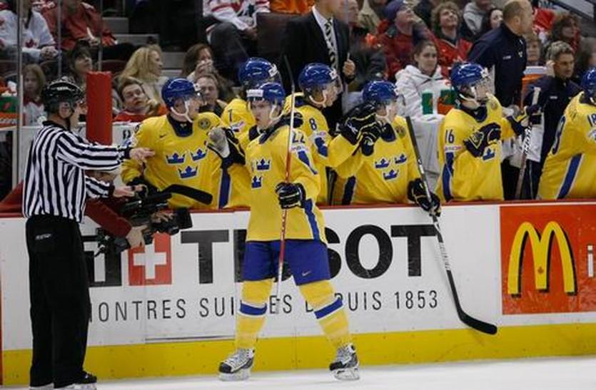 Шведам осталось сыграть с Канадой, Getty images