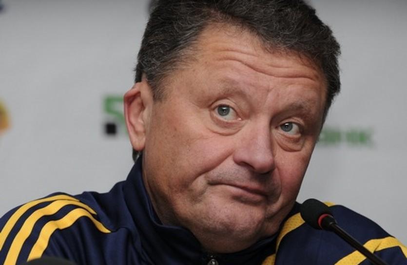 Мирон Маркевич, фото Д.Неймырока, football.ua
