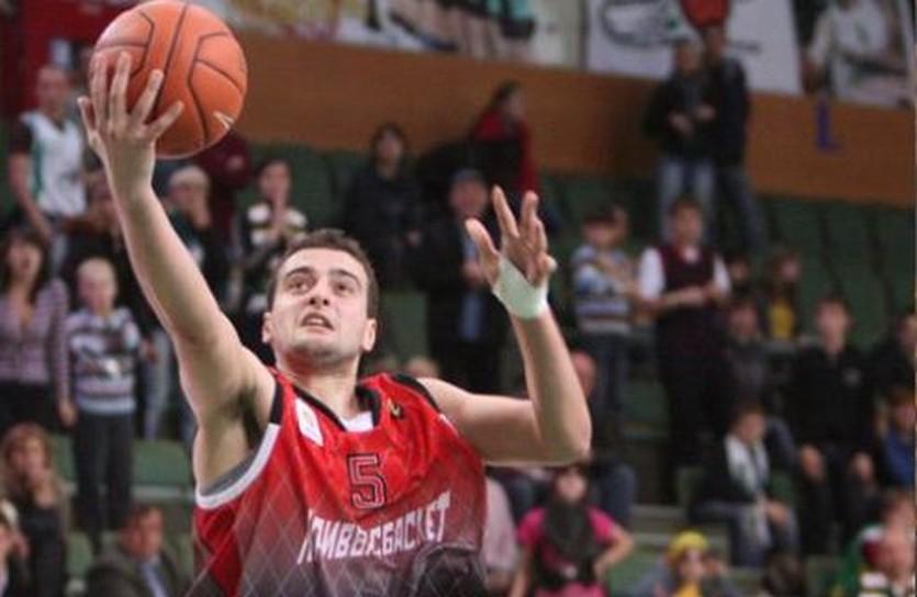 Боян Бакич, фото БК Химик