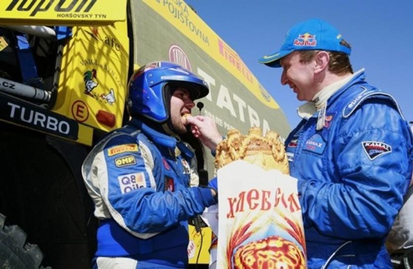 Лопрайс и Чагин, фото Reuters