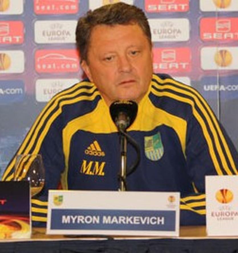 Мирон Маркевич, фото psv.nl