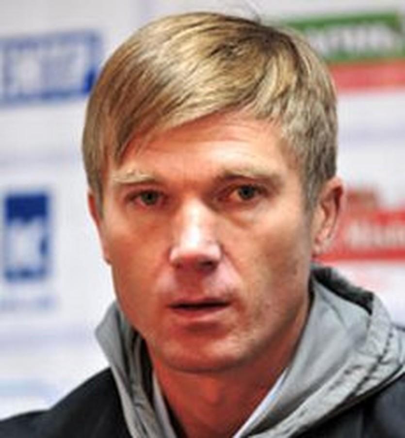Юрий Максимов, фото ФК Карпаты