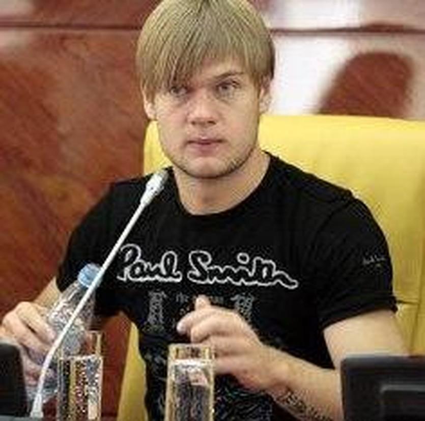 Кирилл Петров, фото sport-express.ua