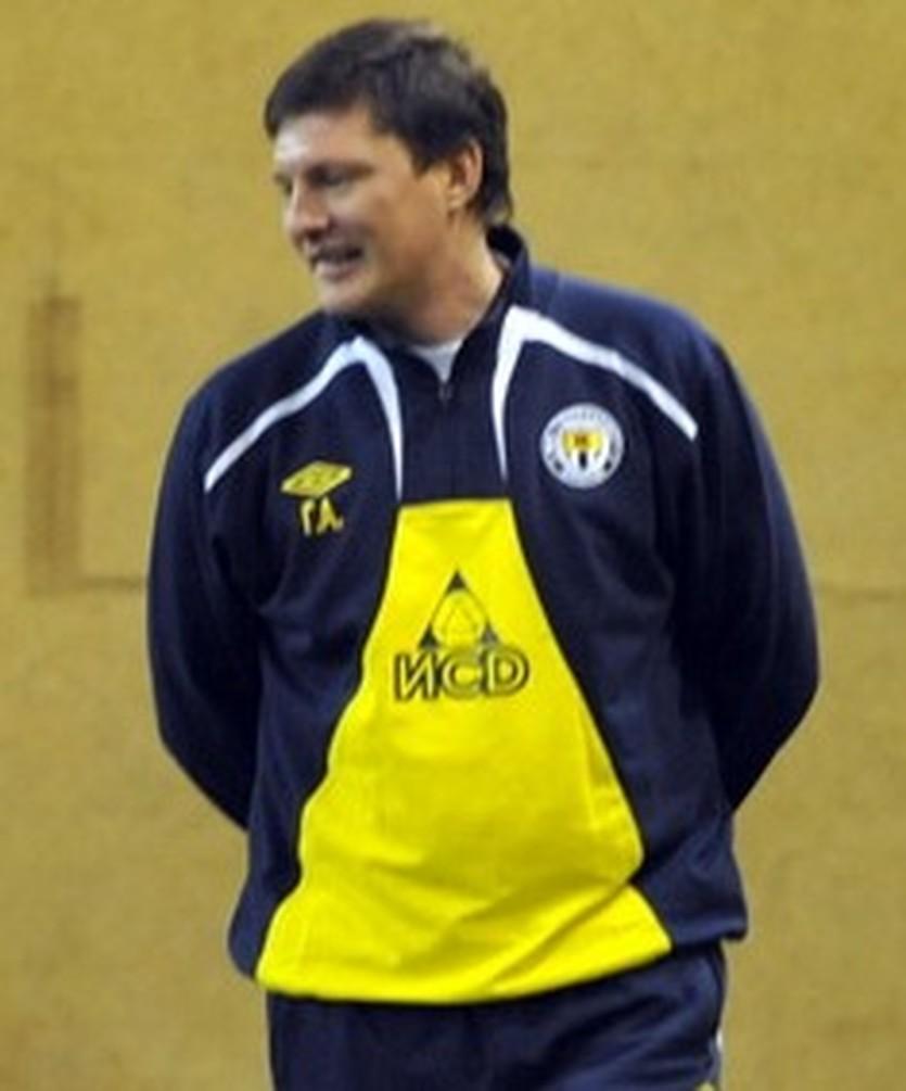 Андрей Гордеев, фото В.Дудуша, football.ua
